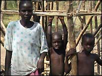 Gambella residents