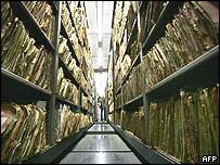 Stasi files