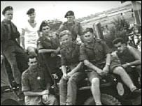 Malaya soldiers