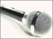 Microphone, BBC