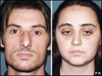 Nicolae and Adriana Cretanu