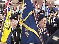 Bedworth parade