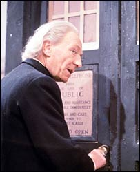 William Hartnell, who played the Doctor from 1963 to 1966