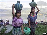 Ind�genas guatemaltecos.