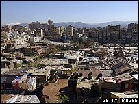 Sabra refugee camp