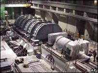 Nuclear equipment
