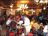 Desire Oyster Restaurant