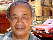 Pastor Maxime Rafransoa