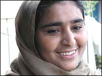 Kashmir refugee Guddi Bano
