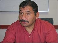 Ramiro Ulloa.