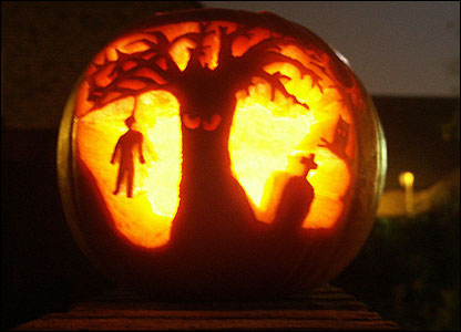 Spooktacular craftsmanship