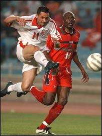 Bbc Sport Football African Tunisia Thrash Malawi