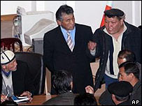 MPs in Kyrgyzstan