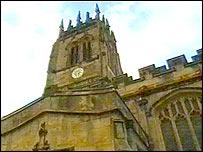 All Saints Church, Gresford