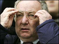 Former Hearts chairman George Foulkes