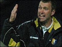 New Mansfield boss Peter Shirtliff