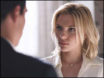 Scarlet Johansson in Match Point