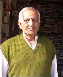 Shopkeeper Ram Prakash Gupta