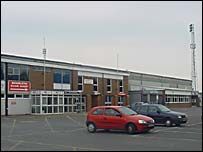 Stradey Park was sold to the WRU in 1997