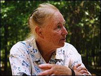 Alison Jolly, Primatologist