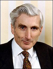 Sir Martin Rees     Image: University of Cambridge