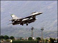 F16 jet-fighter