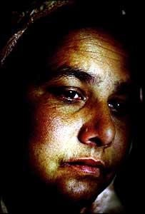 Afghan mass murder suspect Shirin Gul