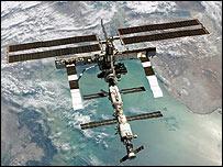 Estación Espacial Internacional FOTO Cortesía NASA