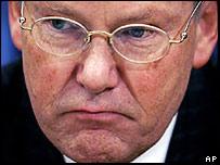 UN lead investigator Detlev Mehlis