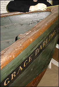 Grace Darling coble