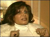 Dance legend Nagwa Fouad