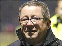 Gillingham chairman Paul Scally is unhappy with the PFA loan