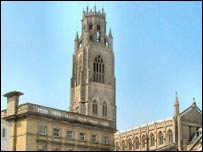 Boston Stump (courtesy of Parish of Boston)