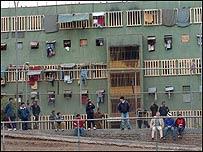 Cárcel de Colina, Chile.