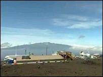 Mauna Loa (BBC)
