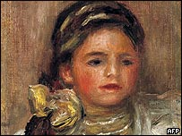Renoir's Tete de Fillette