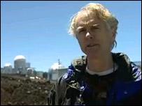Dr Pieter Tans (BBC)