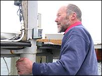 Orkney islander Billy Jolly