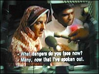 Video of Mukhtar Mai