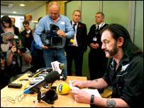 Lemmy at the assembly