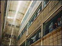 C�rcel colombiana. Foto: Pastoral Penitenciaria.