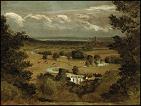 Dedham Vale (Courtesy of Sotheby's)