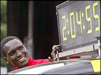 Kenya's Paul Tergat