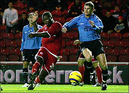 Yakubu puts Middlesbrough ahead