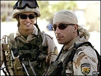 Bulgarian troops in Iraq