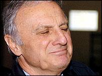 Parmalat founder Calisto Tanzi