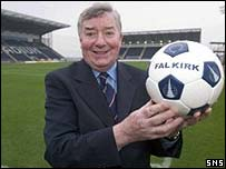 Falkirk chairman Campbell Christie