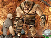 Screenshot of Resident Evil 4