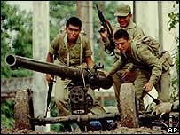 guerra entre peru ecuador: