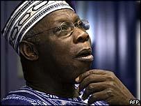 General Obasanjo